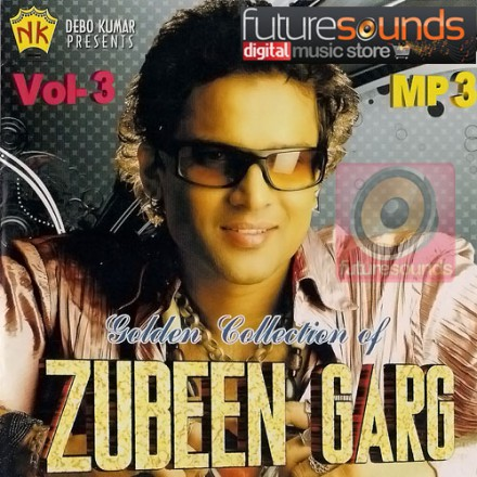 Golden Collection MP3 Songs - Zubeen Garg Vol3